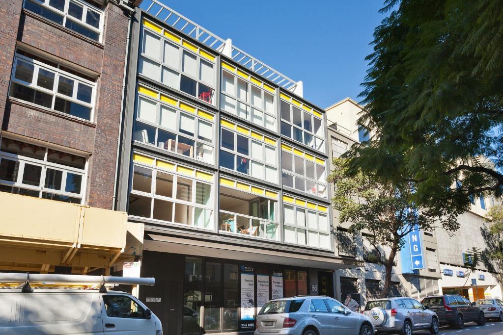 R15s 1br darlinghurst uptown apartments appartement - Appartement circulaire sydney en australie ...