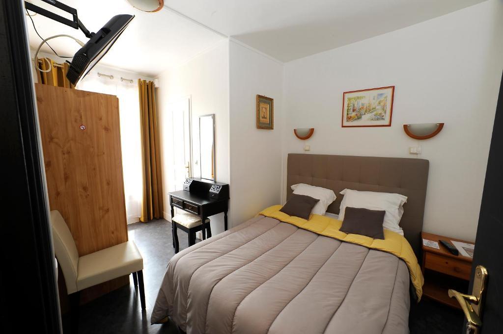 H tel selva paris paris book your hotel with viamichelin for Booking paris hotel