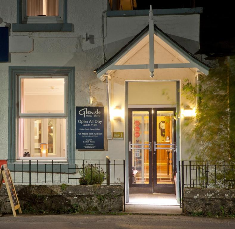 Glenisle Hotel Ardrossan Book Your Hotel With Viamichelin