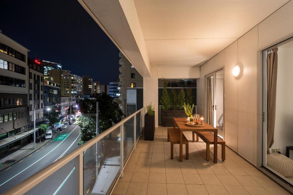 CBD Central City Apartments, Apartamentos Auckland