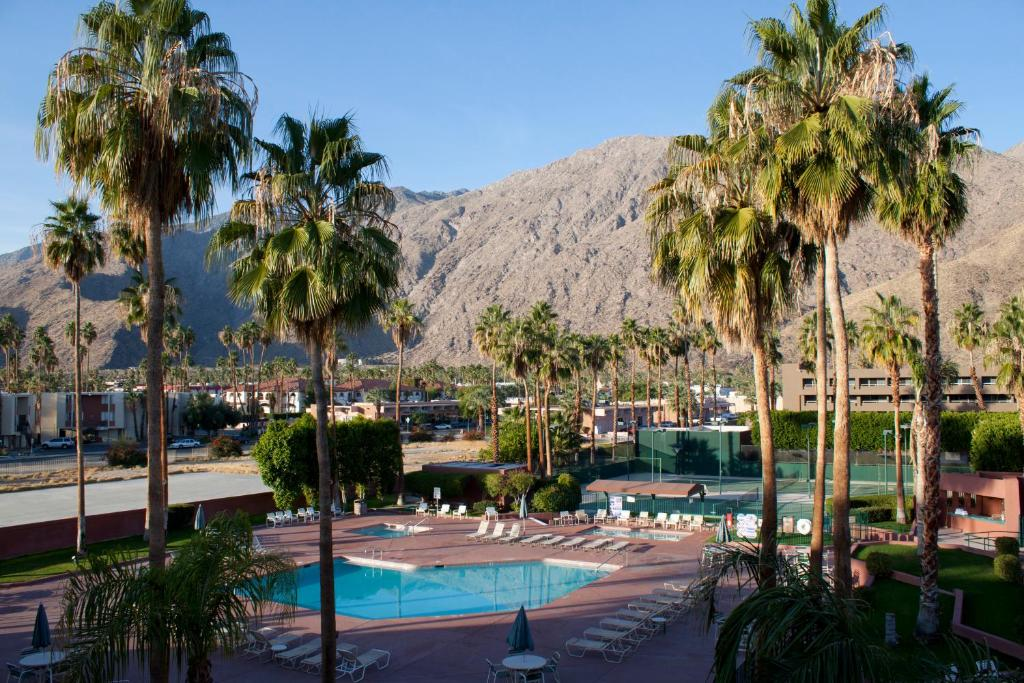 Palm Springs Hotels Marquis Villas Resort