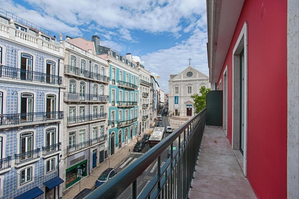 Chiado Mercy Apartments | Lisbon Be, Portugal - Booking.com