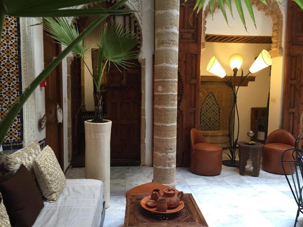 Resultado de imagen de riad marhaba rabat maroc