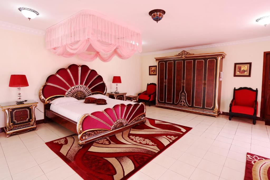 Zanzibar hotel r servation gratuite sur viamichelin for Canape zanzibar