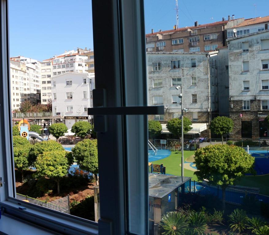 Casa ramirez apartment espa a santiago de compostela for Oficina de turismo santiago de compostela