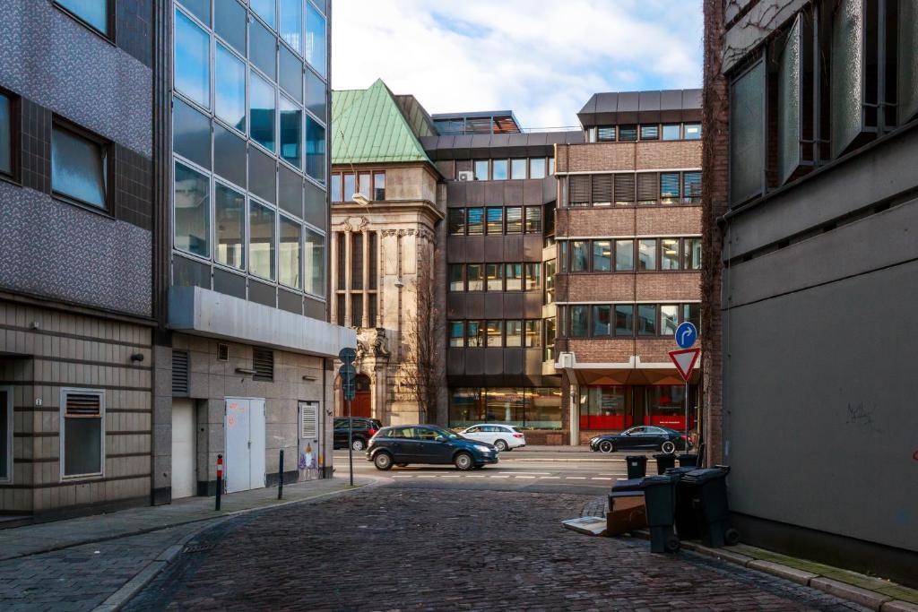 Apartment beige bremen online booking viamichelin for Design hotel ueberfluss