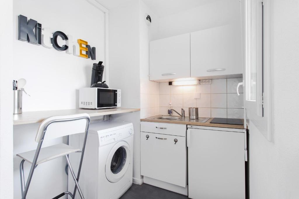 Appartement studio purpan escale a toulouse locations de - Ustensiles de cuisine toulouse ...