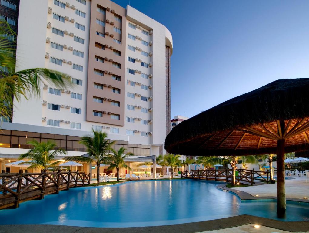 Hotel Le Jardin Resort  Brasil Caldas Novas