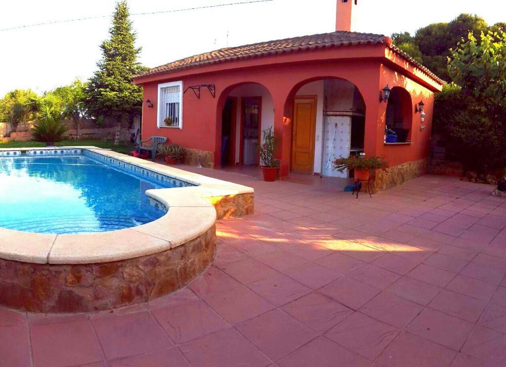 Guesthouse casa de la sierra calderona b tera spain - Casas en betera ...