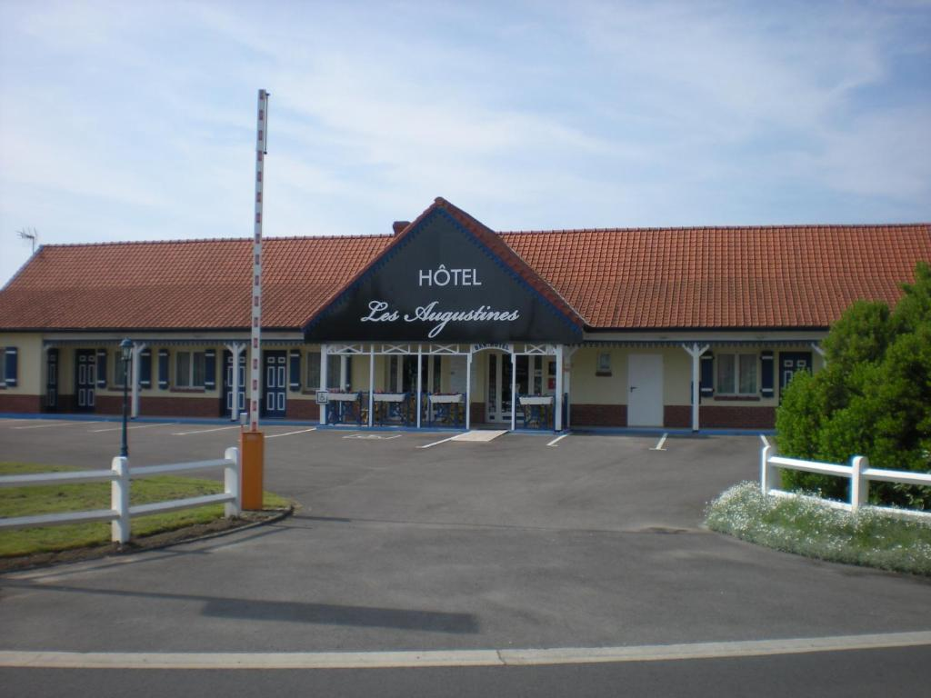 Hotel les augustines quend for Hotels quend