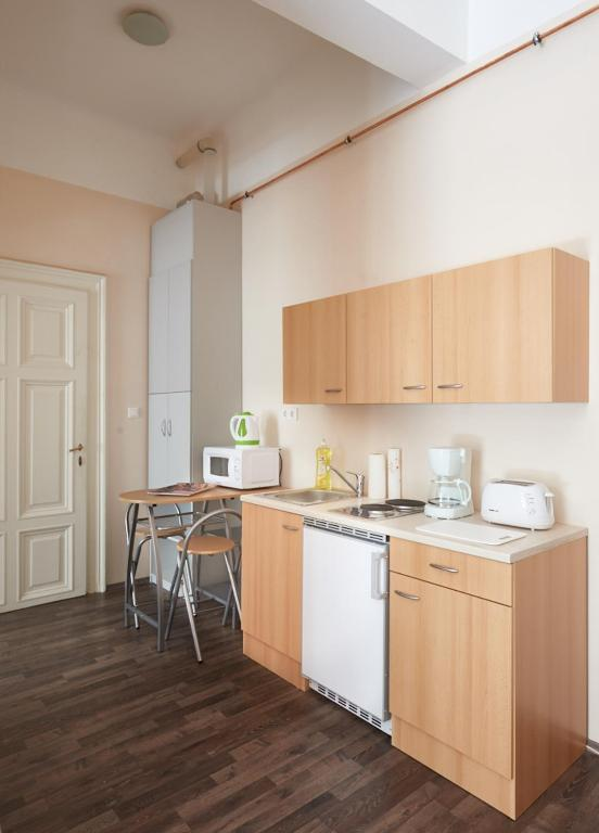 Central city apartman r servation gratuite sur viamichelin for Kitchen 713 reservations