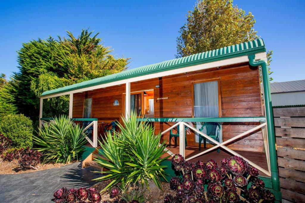 Port Fairy Holiday Park Port Fairy Book Your Hotel With Viamichelin