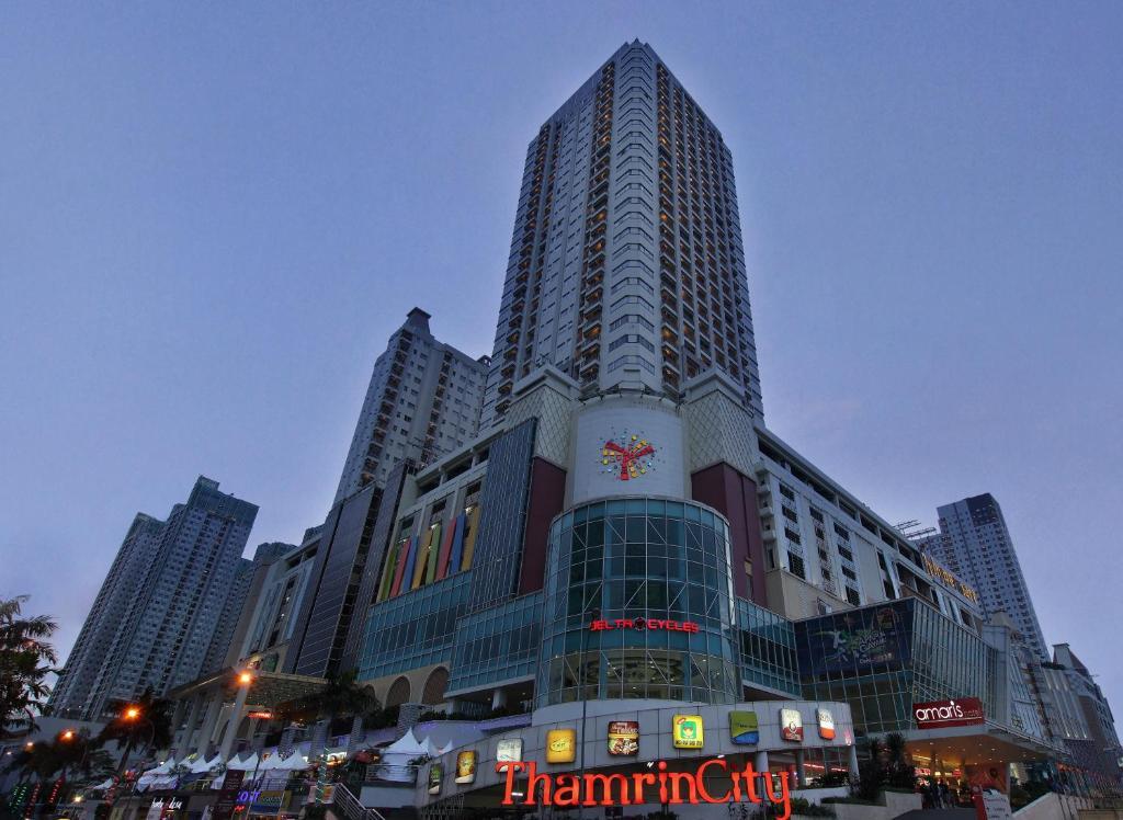 Hotel JAKARTA - Pullman Jakarta Indonesia Thamrin CBD