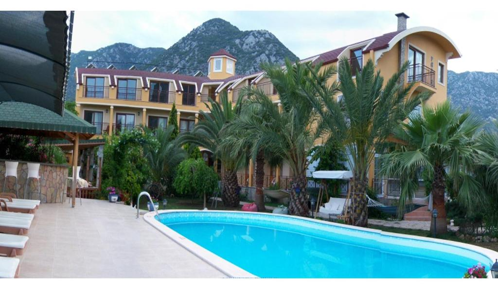 Papirus hotel kumluca book your hotel with viamichelin for Hotels 07753