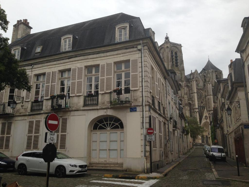 H tel particulier george sand frankreich bourges for Appart hotel a bourges