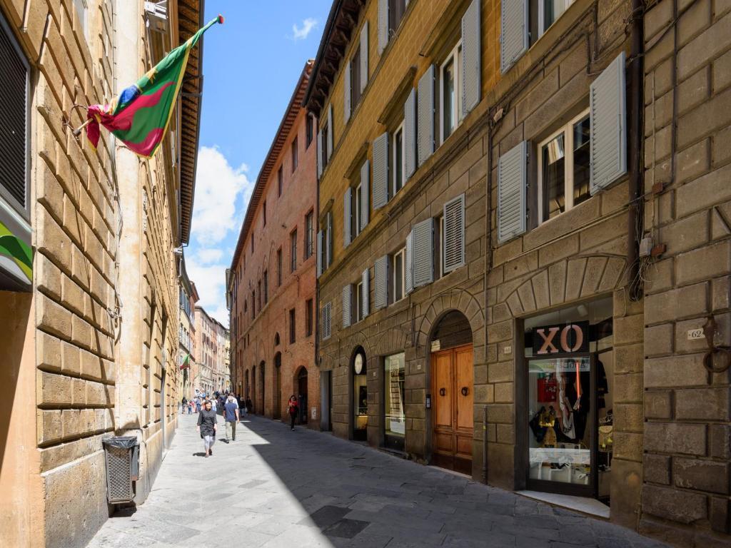 Casa di osio siena informationen und buchungen online for Creatore di piani casa online
