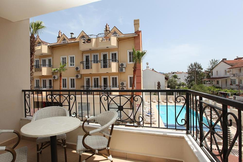 Fidan apart hotel r servation gratuite sur viamichelin for Appart hotel booking
