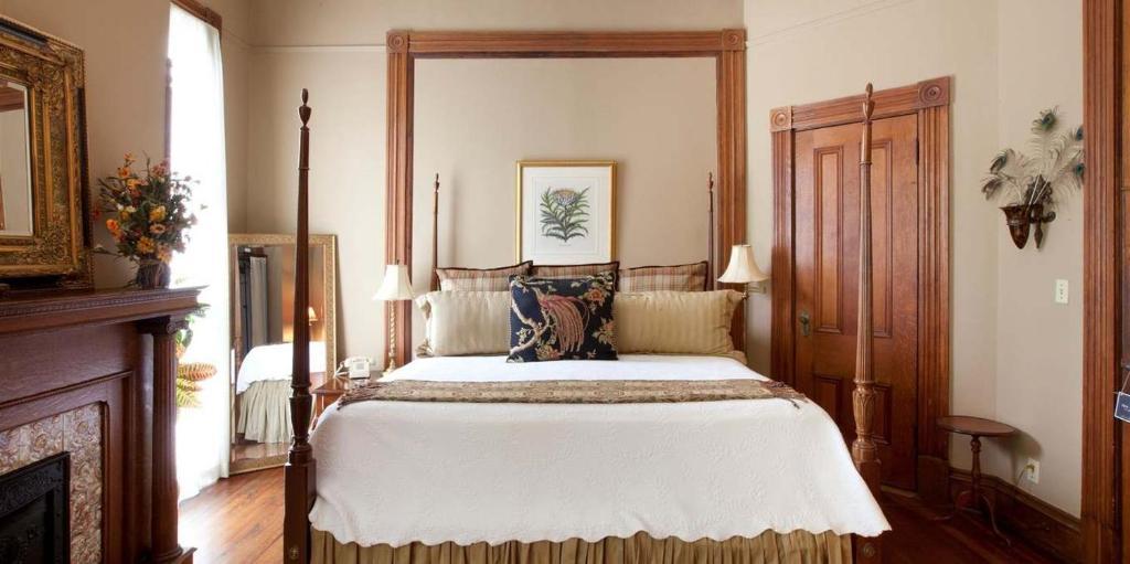 Savannah Bed And Breakfast Inn Parking