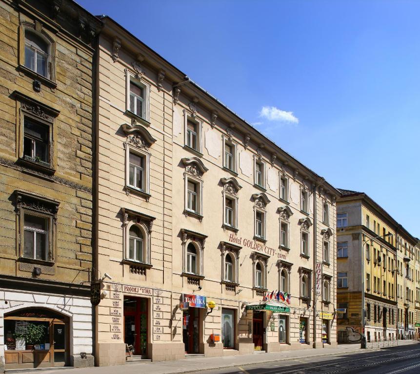 Hotel Casa Italia Praga