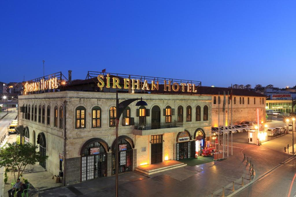 sirehan hotel gaziantep book your hotel with viamichelin