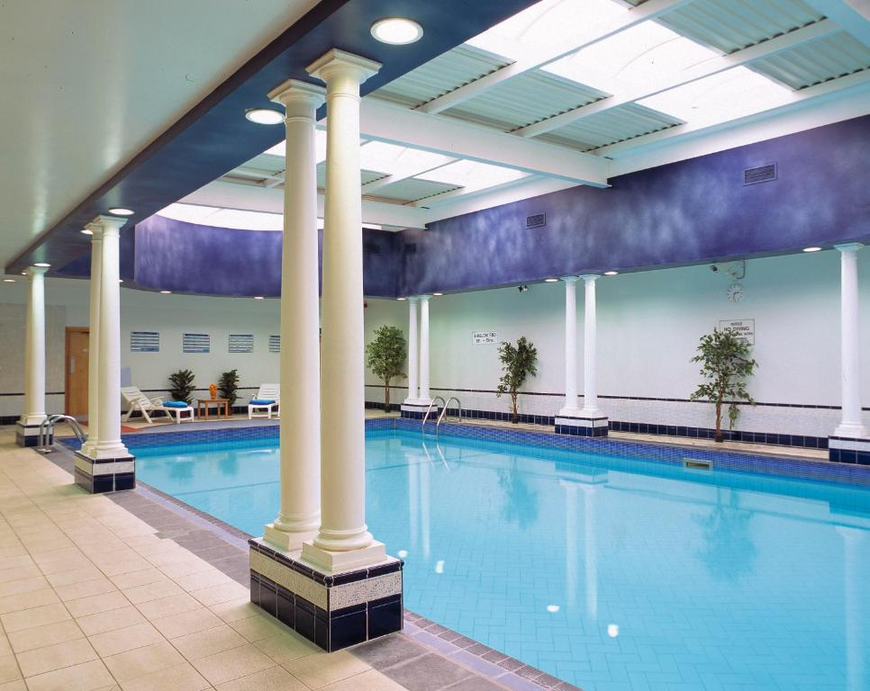 Brandon hotel spa killarney book your hotel with viamichelin Hotels in tralee with swimming pool