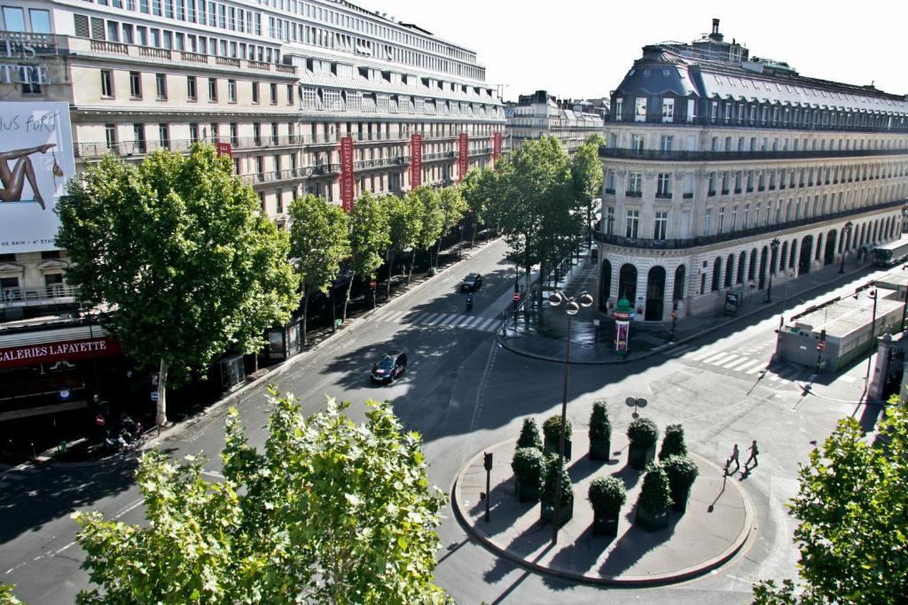 Orion paris haussman appart 39 hotels paris for Appart hotel paris 6
