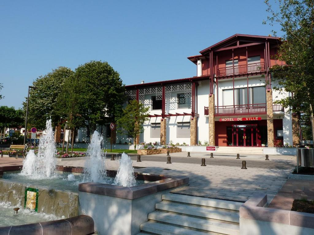 Wohnung centre ville wohnung in hossegor in les landes 40 for Appart hotel hossegor