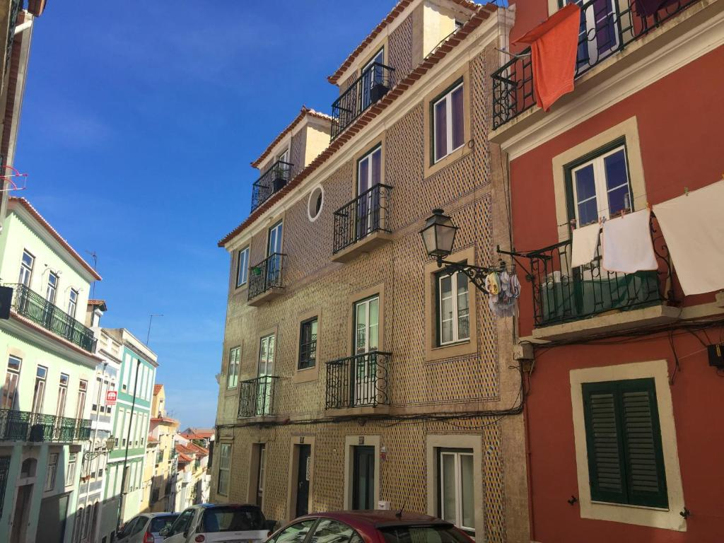 Pi charming principe real lisboa reserva tu hotel con for Quaint hotel
