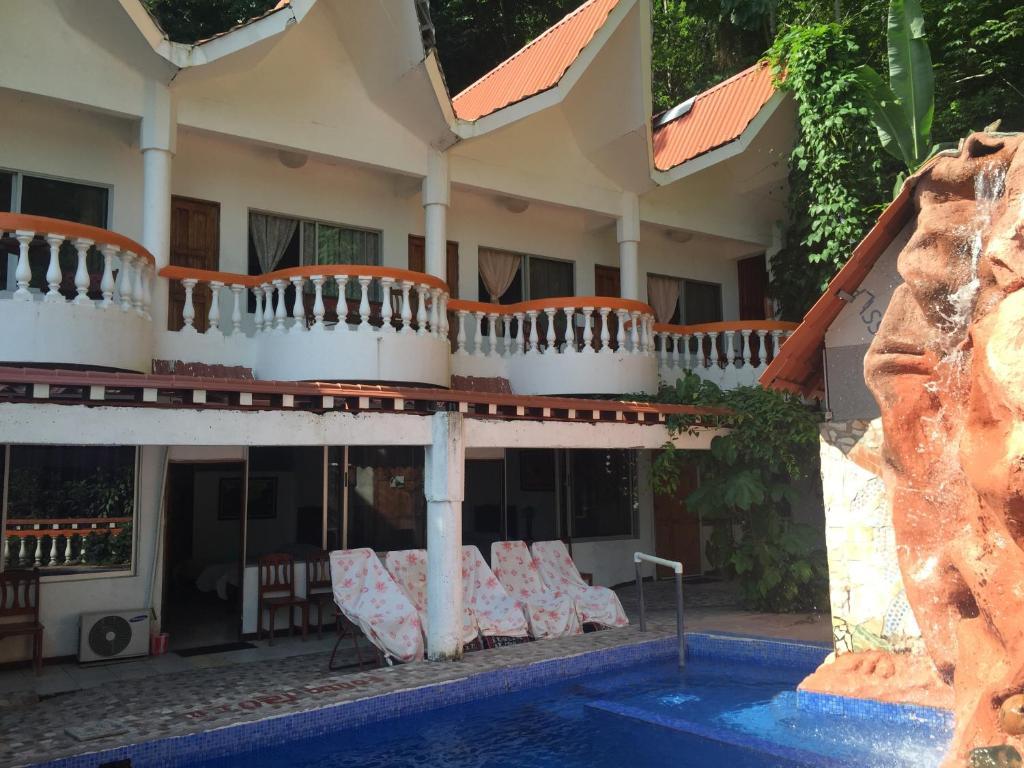 hotel coco beach quepos prenotazione on line viamichelin. Black Bedroom Furniture Sets. Home Design Ideas