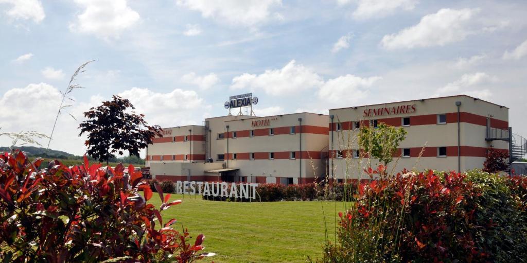 Inter hotel alexia r servation gratuite sur viamichelin for Aquarelle piscine hotel seneffe