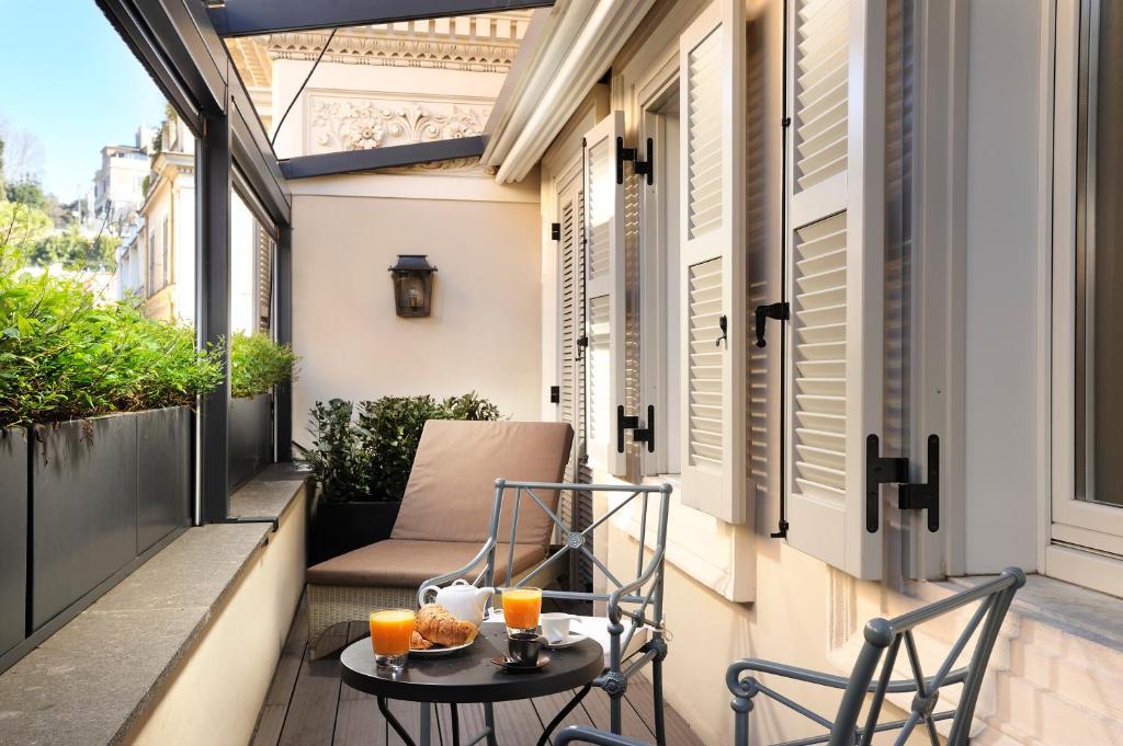 Babuino 181 rome online booking viamichelin for Hotel via del babuino