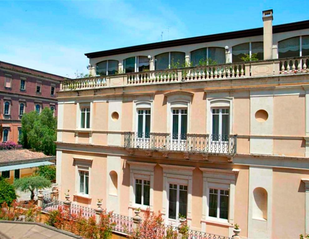 Hotel Villa Del Bosco Catania Recensioni