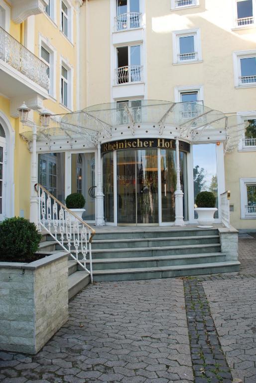 Bad Soden Hotel Rheinischer Hof