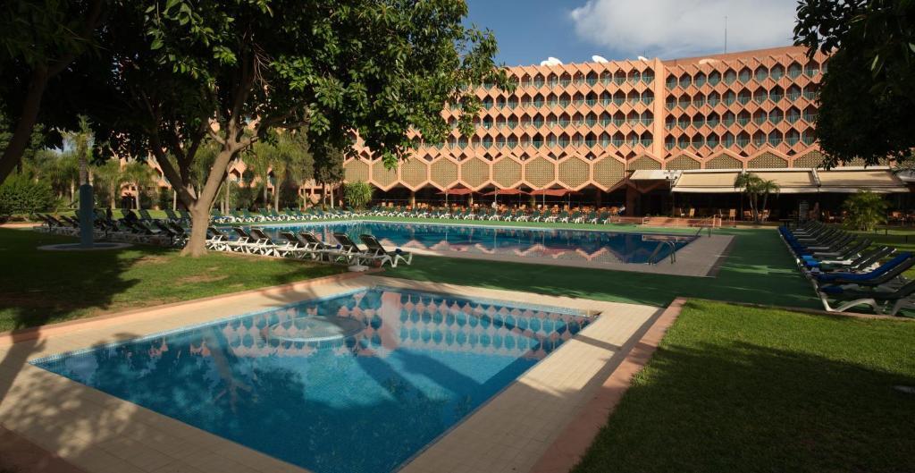 Hotel Atlas Asni Marrakech Booking