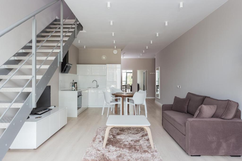 Platinum Residence Qbik - Warsaw
