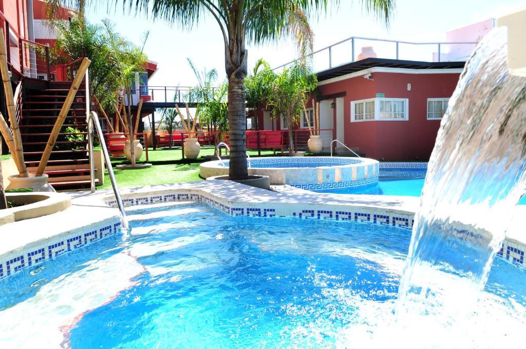 Mirador de la villa apart hotel argentina villa carlos for Apart hotel a la maison