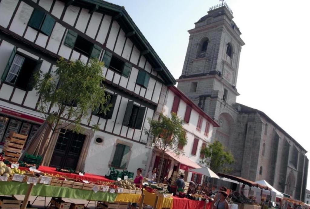 Departamento edenea urrugne francia urrugne for Hotels urrugne