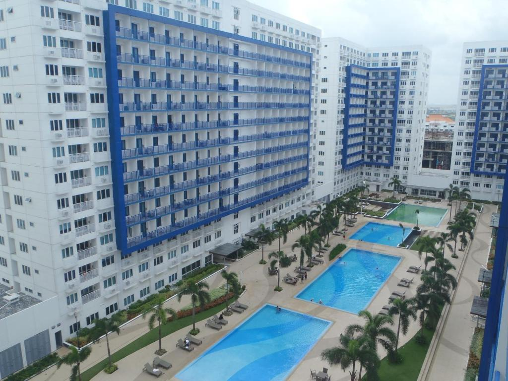 Sea Residences Mall Of Asia Complex Manila Book Your Hotel With Viamichelin