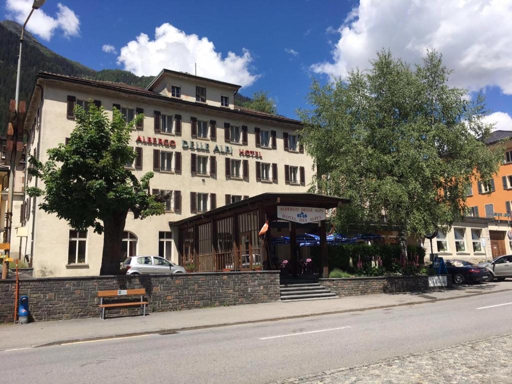 Hotel des alpes r servation gratuite sur viamichelin for Reserver des hotels