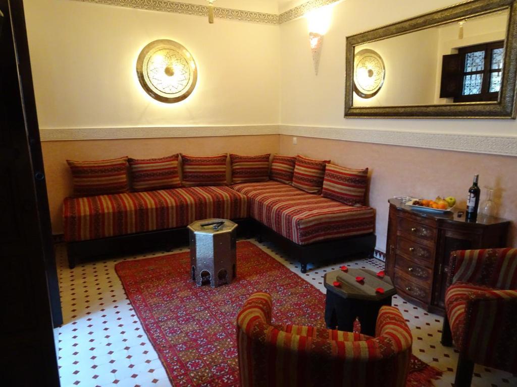 Riad itrane chambres d 39 h tes marrakech for Chambre d hotes marrakech