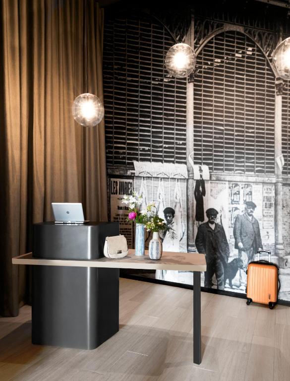 okko hotels bayonne centre r servation gratuite sur viamichelin. Black Bedroom Furniture Sets. Home Design Ideas