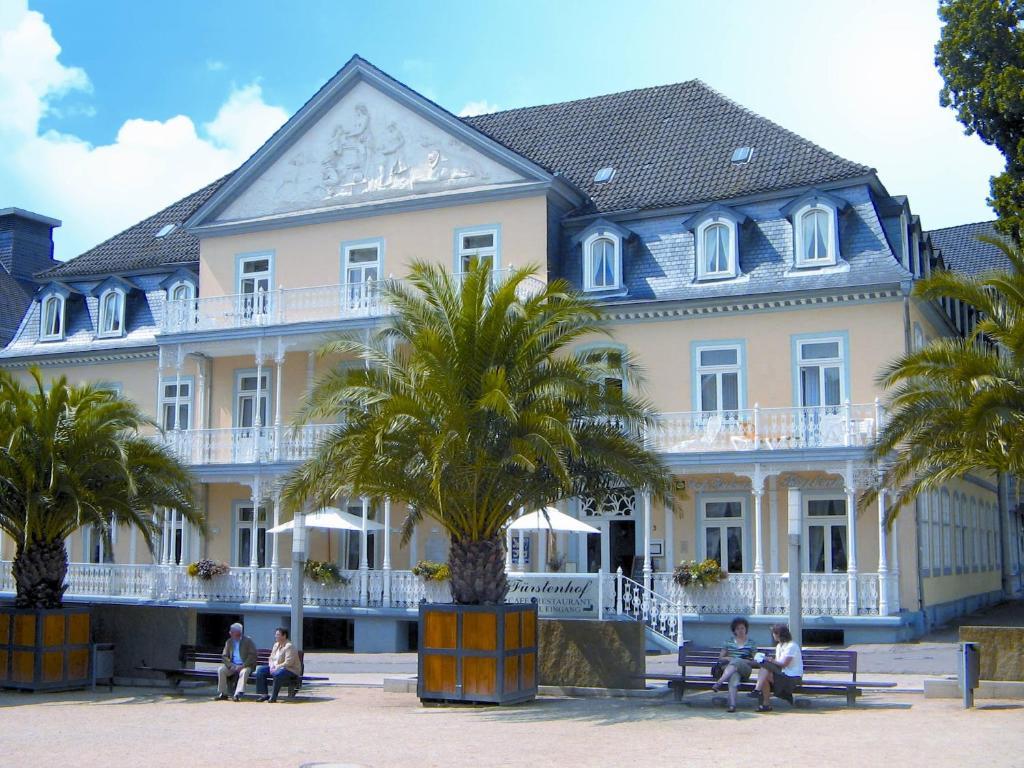 hotel f rstenhof deutschland bad pyrmont. Black Bedroom Furniture Sets. Home Design Ideas