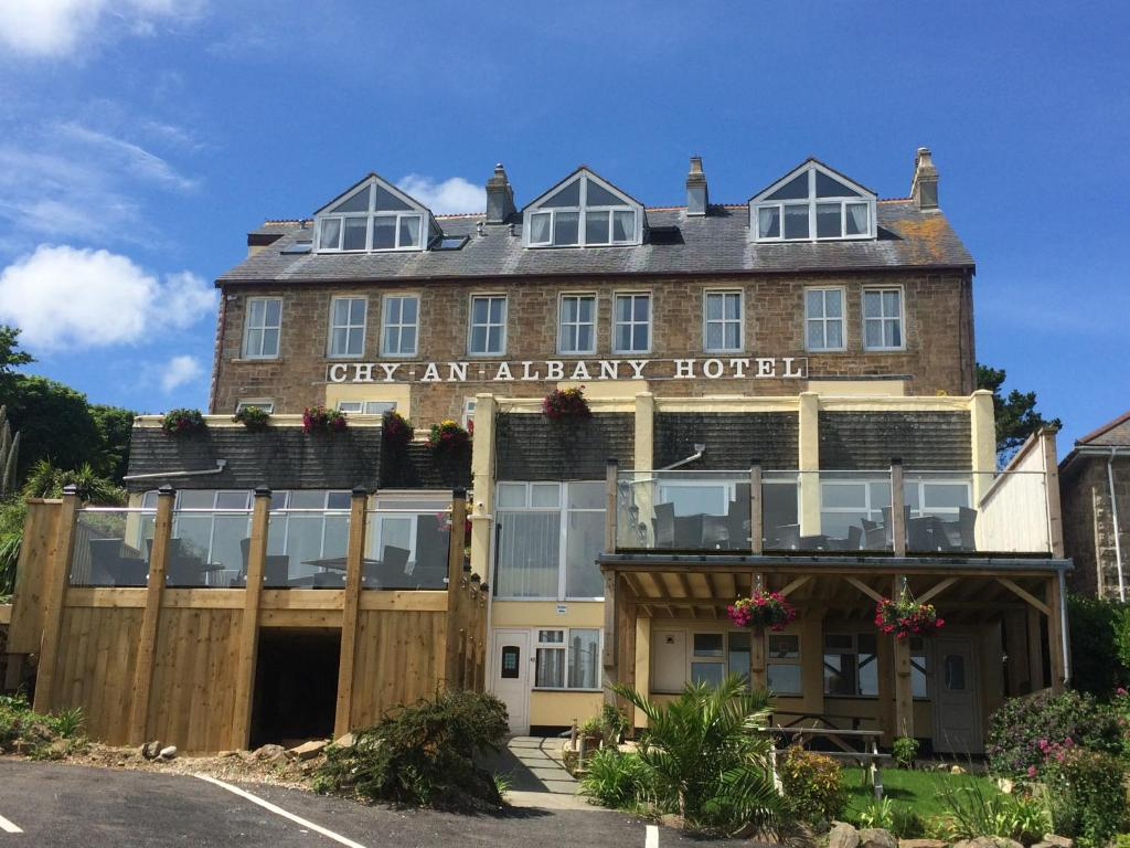 Chy an albany hotel chambres d 39 h tes saint ives for 3 albany terrace st ives
