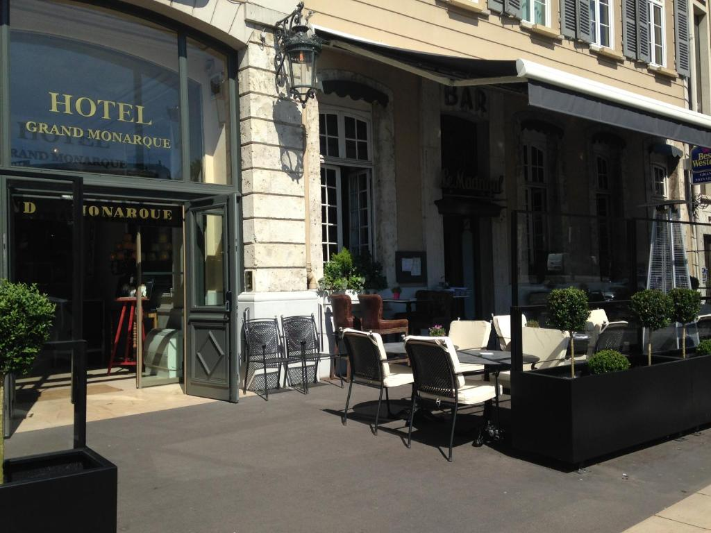 Hotel Du Grand Monarque Chartres