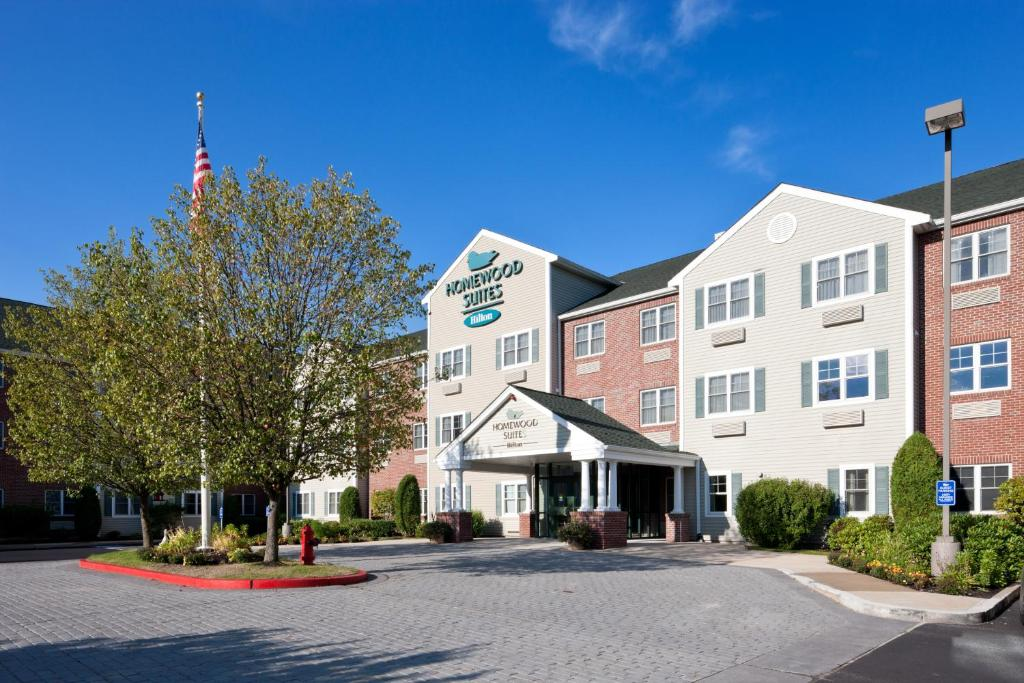 Homewood Suites By Hilton Boston Andover Lawrence Book Your Hotel With Viamichelin