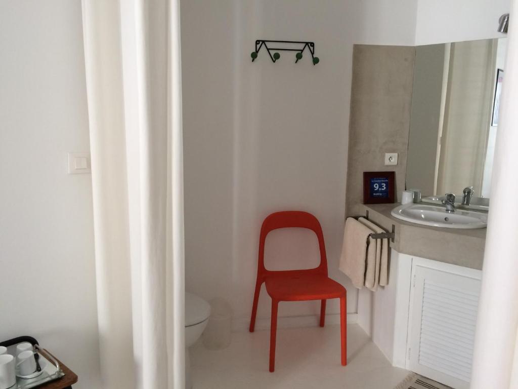 La Chambre Blanche, Bed & Breakfasts Nantes