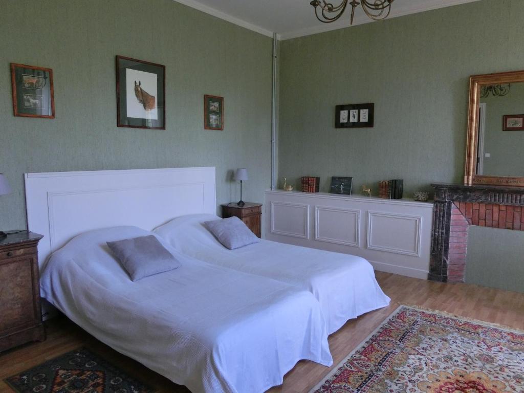 Chambres d 39 h tes manoir de princ neuf chambres d 39 h tes for Chambre hote 44