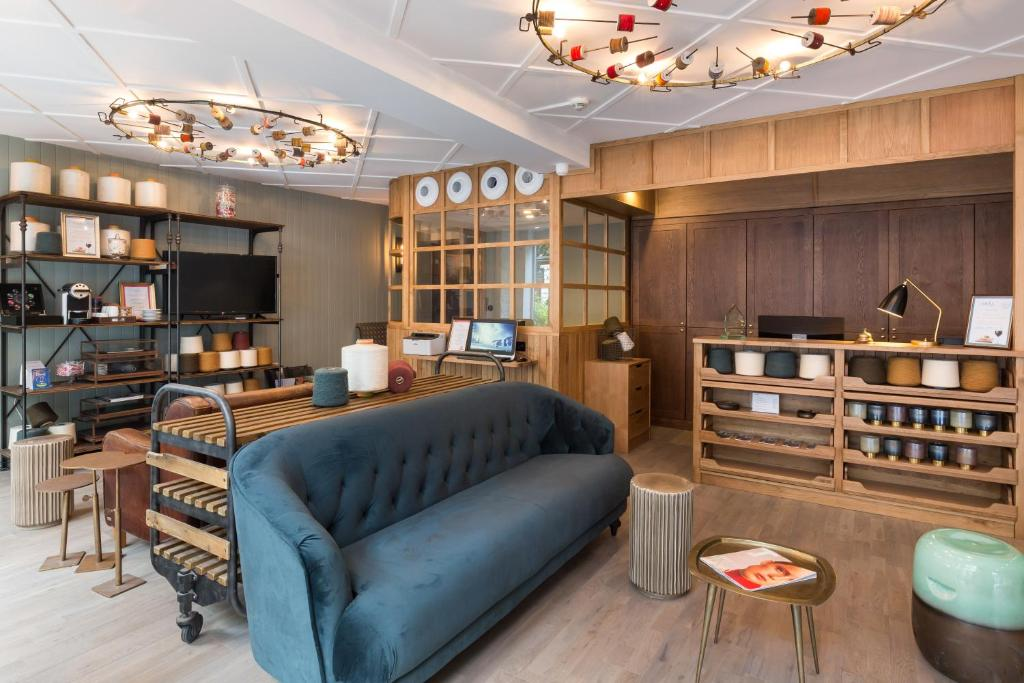 H tel silky by happyculture lyons online booking for Hotels 69002 lyon