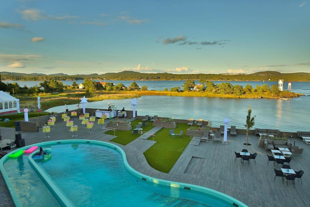 badeland langesund hotell