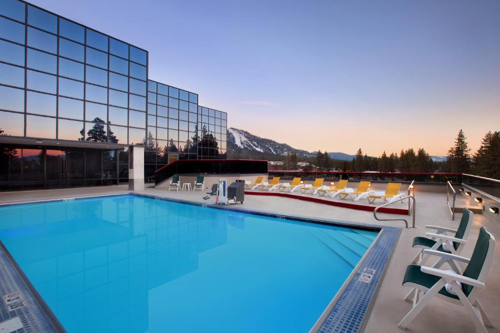 Lake tahoe casino suites
